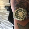 automatic skeleton watch rrp£650