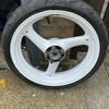 SUZUKI GSXR 400 GK76A: wheels/Tyres