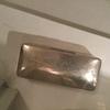1920s solid silver cigar box
