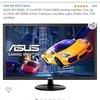 ASUS 27 Inch Full HD Gaming Monitor