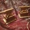Brass anvil x2