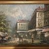 Impressionist original painting