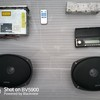 Audio in Car Radio JVC, Speakers