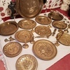 collection of brass up for grabs