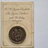 queen elizibeth mother £5 coin