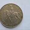 queen elizibeth II coin