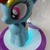 My little pony lamp