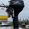 Parson 9.8 HP outboard