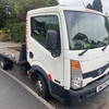 Nissan cabstar recovery truck