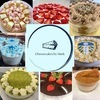 Luxury cheesecakes