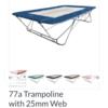 Professional trampoline