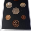1971 First Decimal Proof Coin Set
