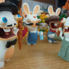 Rabbids figures