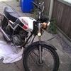125 supermoto race bike crosser road legal ybr