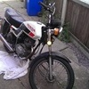 cg125 wanted big bike bandit sv cb1