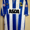 wanted sheffield Wednesdays 1991 league cup final shirt with asda sponsor