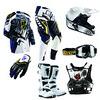 wanted motocross gear