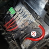 Battery fuse box for 2002 skoda 1.8turbo fits on top of battery