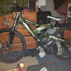 Down hill mtb wanted suspension